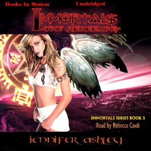 The Redeeming audiobook by Immortals Series