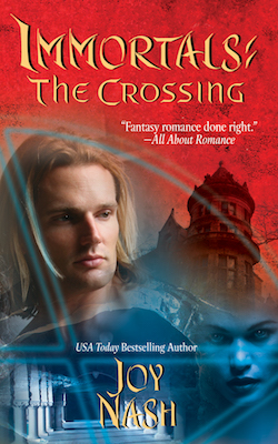 The Crossing by Joy Nash